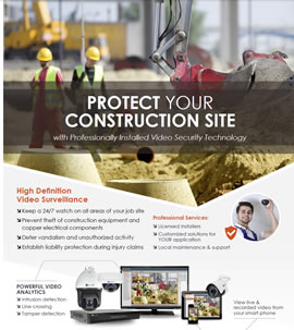Contruction Site Security Solutions